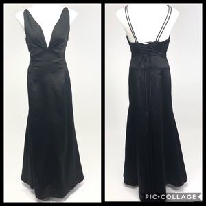 Vera Wang vintage formal sexy gown dress costume